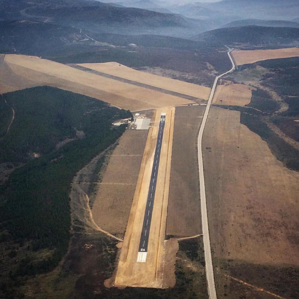 Aeródromo Hiendelaencina-Alto Rey