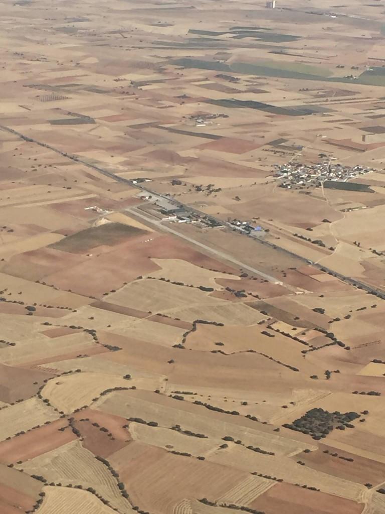 Aeródromo Minaya