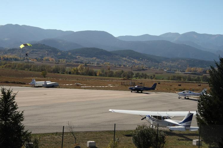 Aeródromo La Cerdaña