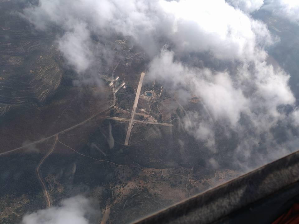 Aeródromo Enguera.