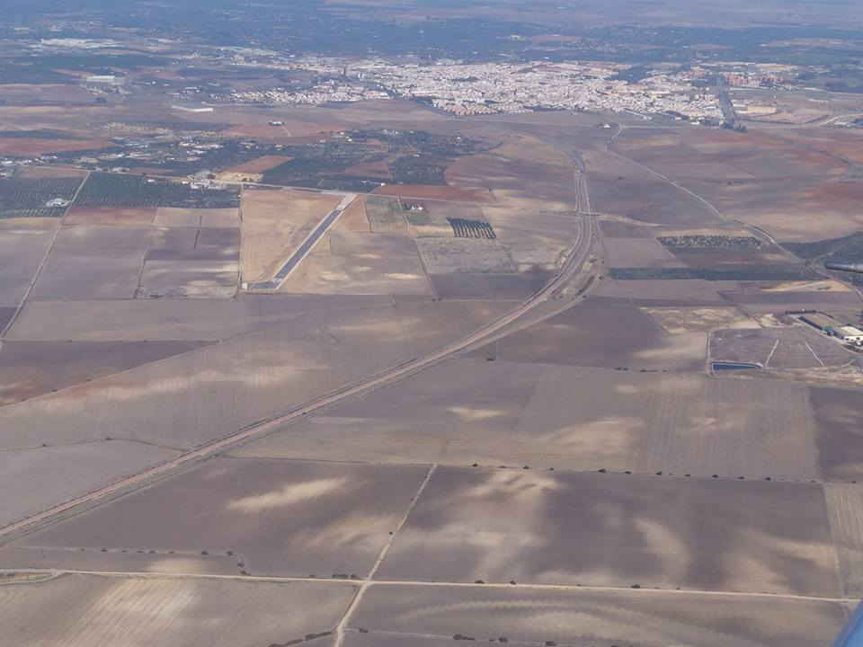Aeródromo Martinez Ridao- Utrera