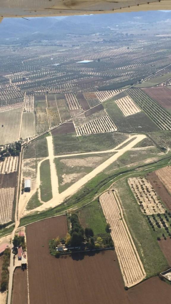 Aeródromo Alto Vinalopó Biar benejama