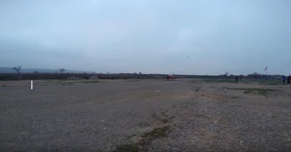 Aeródromo Alcolea de Cinca