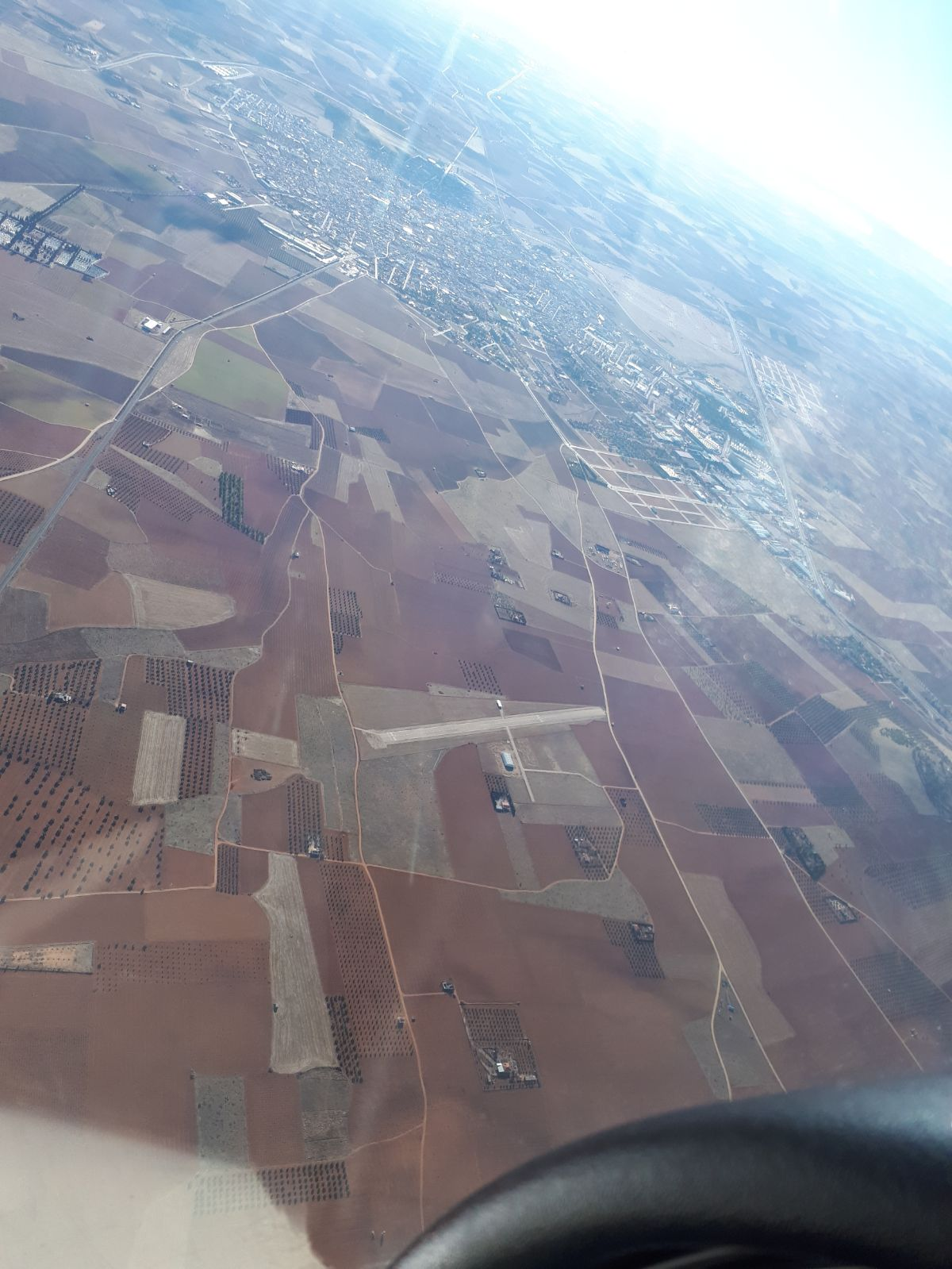 Aeródromo Manuel Sánchez Valdepeñas
