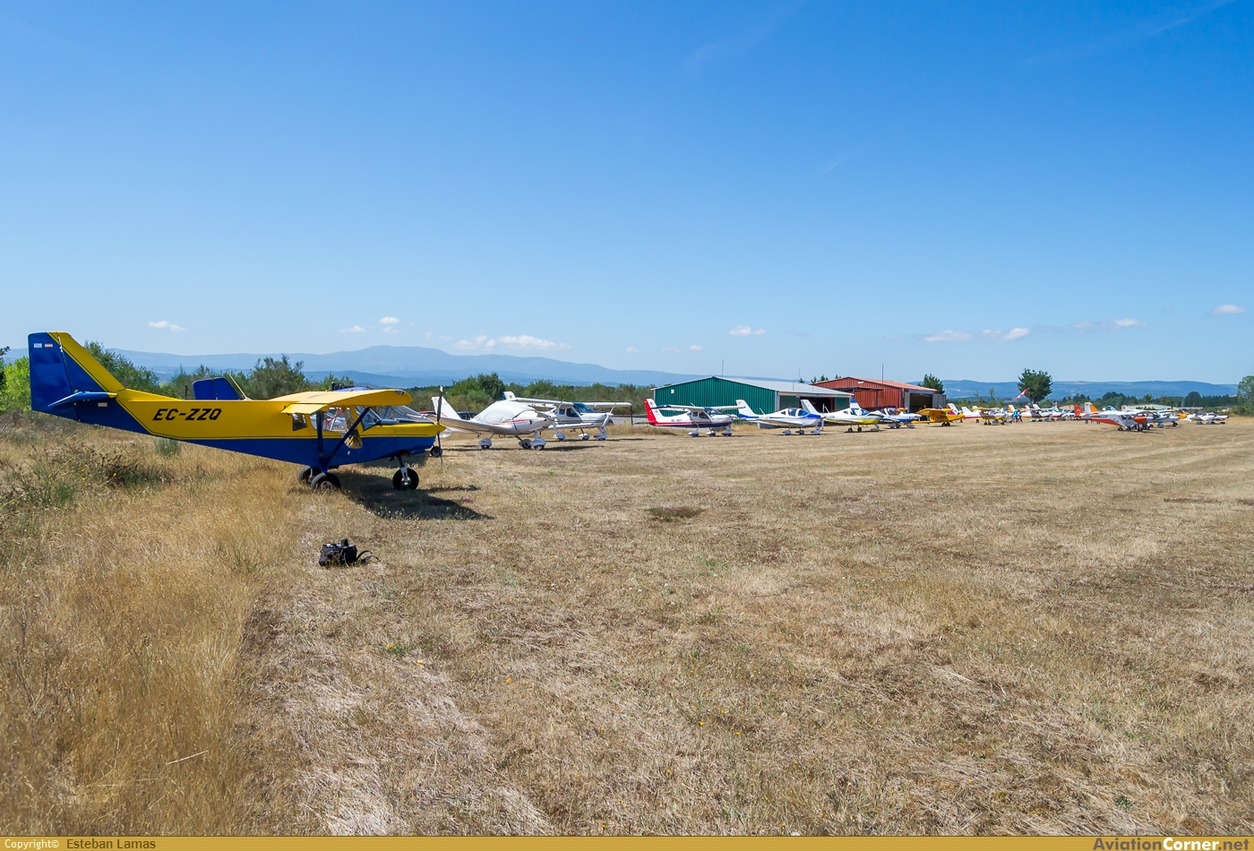 Campo de vuelo As Lamas Monforte de Lemos