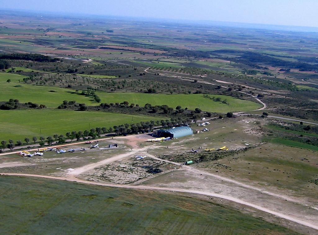 aerodromo Barbastro 2