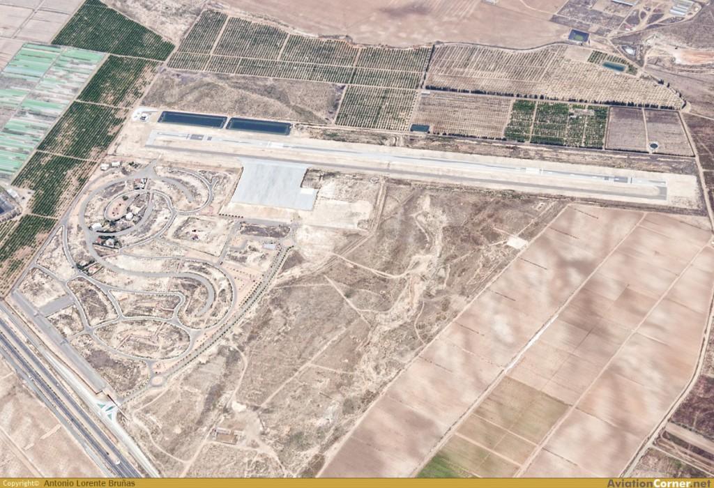 Aeródromo Alhama de Murcia