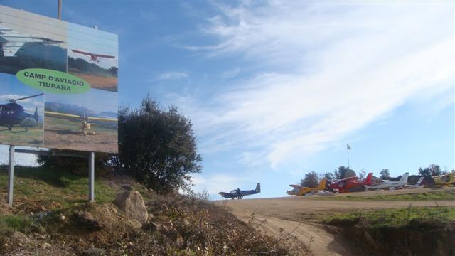 Aeródromo Tiurana