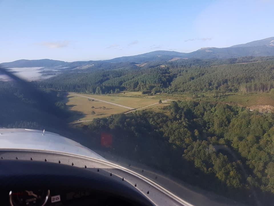 Aeródromo Dima País Vasco