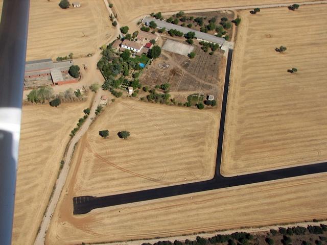 Aeródromo El Carrascal (Valladolid) LEVB