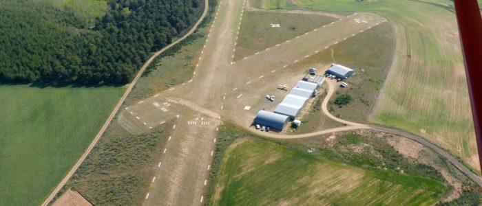 Aeródromo Herrera de Pisuerga