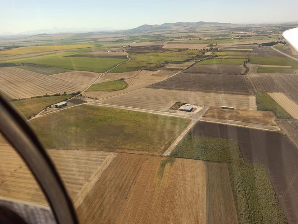 Aeródromo Lebrija