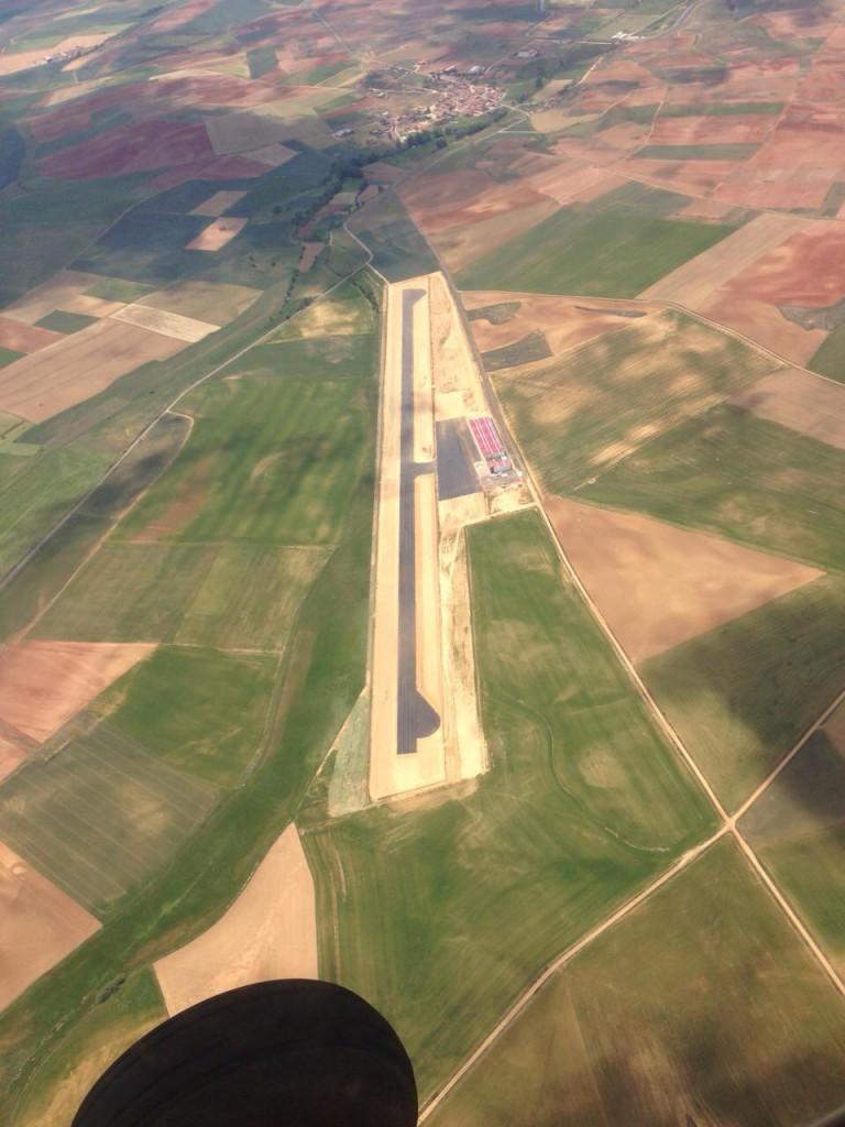 aerodromo los oteros general