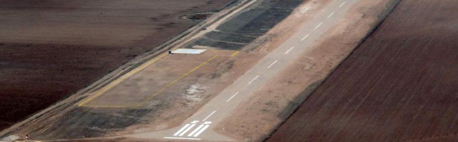 Aeródromo Tinajeros Albacete