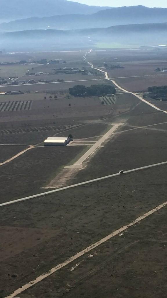 aerodromo yecla